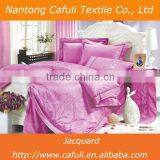 Cotton/Viscose Jacquard Fabric for bedding fabric