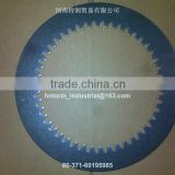 ALLISON Machine Bronze Brake Disc SIZE 253.5*74.4*3.9 Friction Disc and Plate 6777592, disc brake backing plate
