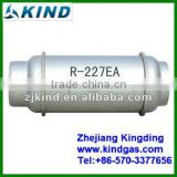 Industrial grade high quality 400L Industrial grade hydrocarbon Refrigerant gas R227ea for sale