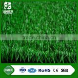 best quality high anti-uv stability S-shaped bicolour cheap artificial grass for all kinds of sports floorings
