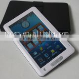 Manufactured in Shenzhen! touch e-book reader 7 with multifunction and large TFT screen PDF EPUB etc. support