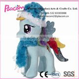 2016 Hot selling New design Cute Fashion Hot design High quality Gifts and kids toy Customize Wholesale Cartoon plush toy Horse
