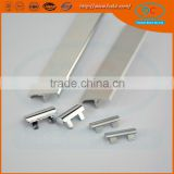 High Corrosion Resistance Bedroom Door Triangle Aluminium Extrusion Profiles,T-slot Aluminum Extrusion