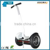 800W*2 High Speed Brushless motor self balance electric city road hoverboard with Samsung Battery
