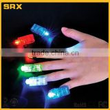 Custom make LED Finger Lights, custom Colorful LED finger light manufacturer,LED Flashing Jelly Ring