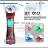 Trade Assurance photon ultrasonic beauty machine electric muscle stimulation weight loss spa machine