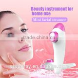 Beauty equipemnt ozone improve skin colors face moisturizer facial spray