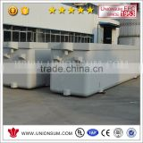 Copper ore leaching tank & solvent extract tank factory
