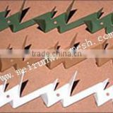 Barbed nails /Wall spikes/ Security Spikes/security wall spikes razor barbed wire