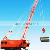Port wheeled crane DLQseries