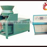 Straw fuel briquetting machine