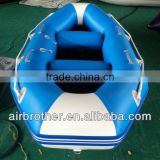 3.3m PVC material high-speed inflatable boats with awning
