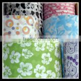 printing non-woven fabric wallpaper