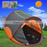 Solar power pop up tent for sale