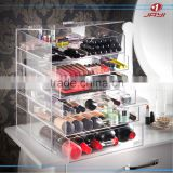 Wholesale Custom Acrylic Makeup Organizer 7 Drawer