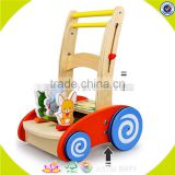 wholesale wooden baby walker funny wooden baby walker multifunction wooden baby walker W16E026