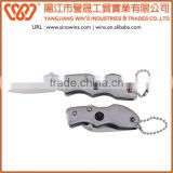 A21-L002 Imperial Single Blade Pocket Knife Folding Metal Utility Knife