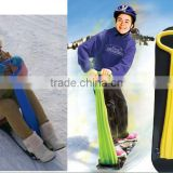 Foldable Children's Skiing Board Sleds Ski Car Ice Snow Scooter Sledge Kids Toy Scooter Childs Snow Board Snowboard Ski