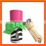 Wooden Safety Cylinder Match For Hotel