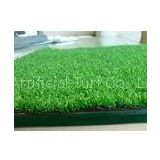 PA 60000 Clusterdensity Golf Artificial Turf for Synthetic Grass Carpet With 10mm Height