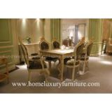 Marble Dining Table New Antique and Modern Dining Room Furniture sets Europ Style FT-168