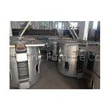 Medium Frequency Coreless Induction Melting Furnace , Scrap Metal Melting Furnace