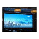 RGB 3 in 1 Rental LED Screen Brushed aluminum Cabinet LED Video Display