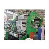 Auto Stretch Film Flexographic Printing Machine With Double Face Closed Type Doctor Blades