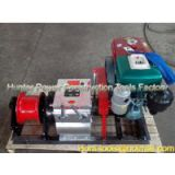 Heavy Duty Cable Pulling Winch Machine Cable Laying Equipment