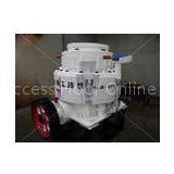 Small Mining 630rpm Stone Cone Crusher for crushing basalt by hard steel