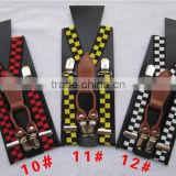 Hot sale 2014 fashion baby suspenders different style