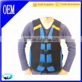 personalized oxford NBR foam portable life jacket vest