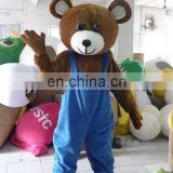 Lovely bear mascot costume,mascot costumes for sale
