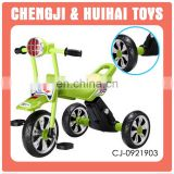 Hot selling plastic pedal tricycles for children 3 years
