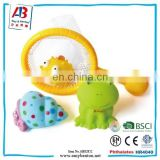 Hot Product Baby Bath Toys Rubber Baby Toys