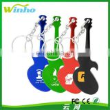 Winho Guitar Key Chain Bottle Opener