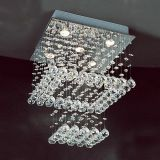 Crystal Lighting LED Chandeliers for Indoor Lighting 8018-5