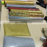 A3 A4 custom glitter heat transfer vinyl sheets