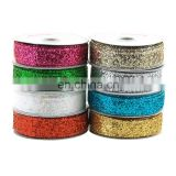Sparkling Glitter Wired Ribbon