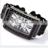 hot sell alloy meterial with stones bangle Watch