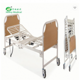 High quality machine grade Automatic folding electric nursing home bed Best price