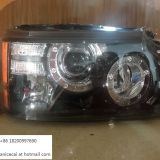 Headlamp headlight ASSY  for Land Rover Range Rover SportL320 2010- 2013 LR030757 LR030761