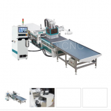 High level RD-1325S CNC Router with Loading&Unloading System 3d cnc milling machine