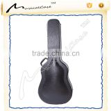 high quality black new acoustic guitar case