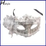 Factory wholesale cheap party mask Decorative Romantic funny face Wedding Party Mask SCM0008