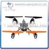 Mini Qute RC remote control flying Helicopter Quadcopter Headless mode 3D tumbling Educational electronic toy NO.V222