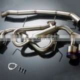 Inquiry about exhaust systerm titianum exhaust for GTR R35 nissan
