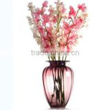 tint spray color glass vase bottle