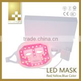 new products 2014 skin care beauty equipment led machine for skin rejuvenation led light therapy