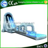 outdoor entertainment inflatable water slide for adult pool water slide                                                                                                         Supplier's Choice